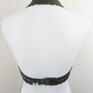 3be7ba3de41 Gilly Hicks Intimates   Sleepwear - New Gilly Hicks Women s Lace Halter  Bralette XL